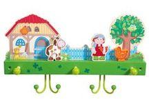 Παιδικό δωμάτιο/ Kids and baby room / Ποιοτικά και λειτουργικά παιδικά έπιπλα, είδη διακόσμησης και λευκά είδη που ομορφαίνουν το παιδικό δωμάτιο