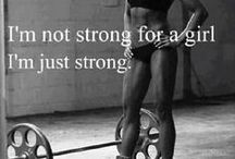 stronger every day