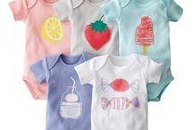 Βρεφικά ρούχα και αξεσουάρ / Baby clothing / Επιλεγμένα και ποιοτικά ρούχα, εσώρουχα και αξεσουάρ για τα μικρά μωρά μας