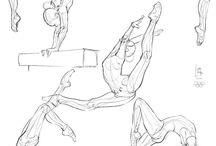 Drawing inspiration / Inspirationsquelle für Zeichnungen etc