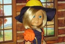 American Girl Halloween
