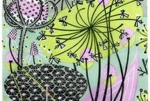 Pattern Design / Patterns that inspire me. Ideas for web backgrounds, fabrics, and print graphics.