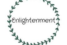 Enlightenment / This board consists of advice and empowerment to learn to use one's own understanding without another's guidance. Including posts and articles About Enlightenment, quotes and how to search for personal enlightenment. Learn how to follow your own path and discover your inner energy, courage and peace as you pursue the life god desires.