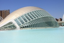 Travel Valencia Spain / Fun places to go and things to do in and around Valencia