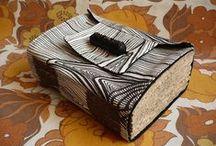 Libros y encuadernación / by Montse Almeida
