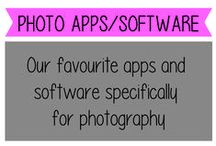 Photography Apps/Software