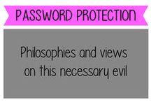 Password Protection & Encryption