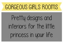 Gorgeous Girls Rooms