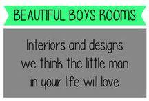 Beautiful Boys Rooms
