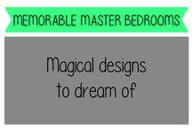 Memorable Masterbed Rooms