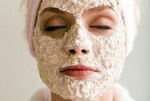 Natural Skin Care / A collection of natural skin care solutions.