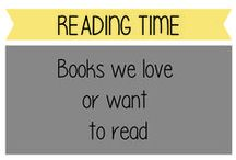 Reading time / Books