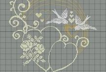 Embroidery / Broderi, embroidery