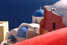 Gorgeous Greece / by Roni loves to travel