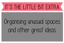 It's the little bit extra