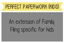 Perfect Paperwork (kids)