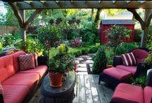 Garden / Inspiration til min have