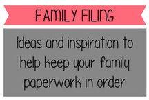 Family Filing