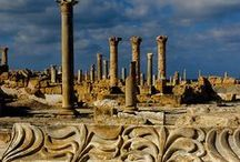 ancient and historic sites, ruins...
