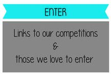 Enter / Sign ups and competitions