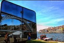Why I love Porto! / My home town. Amazing pictures to show everyone why you should come and visit Porto and Gaia... / by Filipe Cardoso de Barros