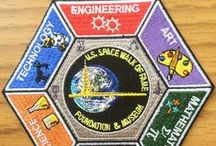 Educational workshops / The U.S. Space Walk of Fame offers STEAM Saturday workshops for Science, Technology, Engineering, Art and Math at its museum facility in Titusvile, Florida