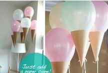 party projects / projects for partys