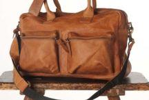 Bags / Leren tassen