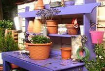 Garden, balcony & porch ideas