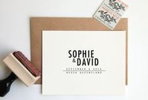 Invitations / Get some Inspiration for your invitation.