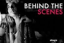 Behind The Scenes / Sneak peeks from the #Stage3 shoot!