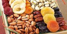 Fruits secs et fruits confits