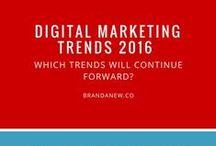 Infographics / Info graphics based on the digital world.
