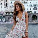 TREND 2018: Flower / Fashion Trend 2018 Frühjahr Blumen Flower Power