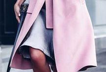 FASHION PASTELL / Pastel Farben Frühjahr Sommer 2018 Trends Rosa Hellblau Must Haves Fashion