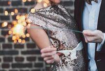 SILVESTER Looks / Glitzernde, funkelnde Silvester Outfits - als Inspiration für euren Neujahrs Look!