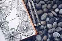 Bullet journal ❤️