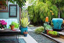 Garden: Outside Rooms & Vignettes