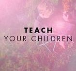 Family & Relationships / Building strong and healthy relationships with our partners and children.
