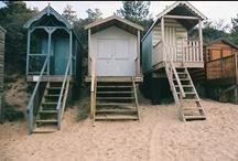 Boho Beach Shacks / Island Shacks that I could go native for...