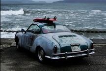 Boho Beach Cars / Cute cars to take you to Boho Beach...