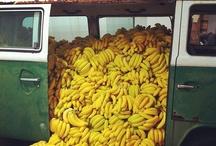 Tropical Fruit at Boho Beach / Sweet tropical fruit tastes best when shared...