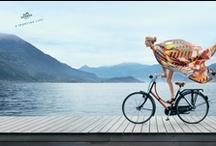 Bikes on Boho Beach / Boho Beach loves to cruise....