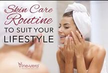 Skin Care Tips / Natural steps that will support our skin care product efforts.