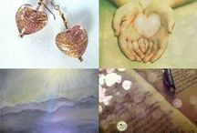 Etsy Treasury Lists / Pictures that tell a story ~ that's how I think of Treasuries ~ oh and they're tantalizingly beautiful!