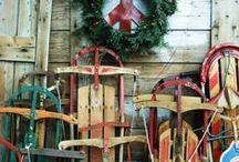 Winter Season and Holidays / by Tina Marie
