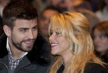 *Shakira & Gerard Pique* / ~An Adorable Couple With A Loving Family~