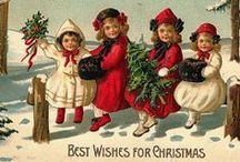 ~Vintage Christmas Cards~