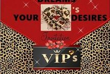❤Your ღ*s Ɗesires 4 VIP PINNERS Only  ╬ / Welcome to your HEARTS DREAM/DESIRES. Pin ALL THAT A WOMAN/MAN WOULD dream 2 have. Share it all, crazy, amazing, $$, whatever DREAM you have. I made this for YOU because you are the best!  Be as CREATIVE as U ALL ARE! ʈɧɑŋƙ ƴ0u all contributors & followers. ℓσνє & blessings, Bella Donna   all of you contributing to this board or any of my boards, I appreciate. YOU ALL MADE THIS BOARD SO GORGEOUS THANK YOU