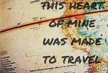 *Travelling Around The World* / Places & People